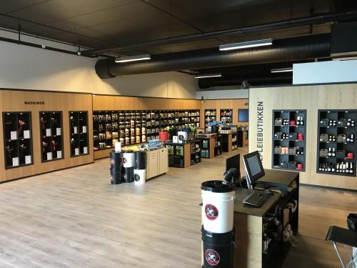 Bilpleiebutikken Trondheim
