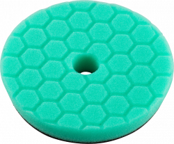 Chemical Guys Hex-Logic Green Quantum Heavy Polishing. 140mm