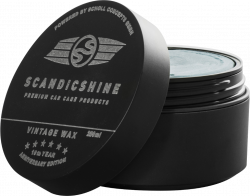 Scandic Shine 10th Anniversary Vintage Wax 200gr