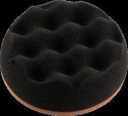 Scholl Concepts Finpoleringspute Sort 85mm