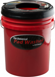 Grit Guard Padwasher