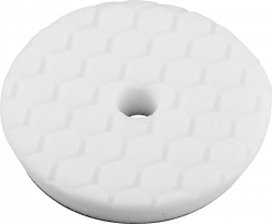 Chemical Guys Hex-Logic Quantum Light Polishing. White. 140mm