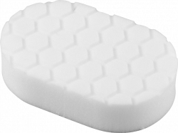 Chemical Guys Hex-Logic White Polishing Hand Pad
