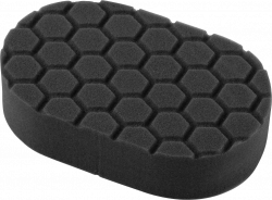 Chemical Guys Hex-Logic Black Finishing Hand Pad