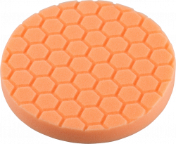 Chemical Guys Hex-logic orange lakkrens pute 165mm