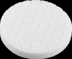 Chemical Guys Hex-logic hvit polerings pute 165mm