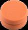 Scholl Concepts Poleringspute Orange str S 85MM 2-Pack