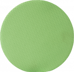 CHEMICAL GUYS CLAY ERASER DISC. GREEN (SUPER FIN) - 150mm