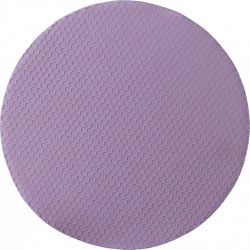 CHEMICAL GUYS CLAY ERASER DISC. Purple (Medium) - 150mm