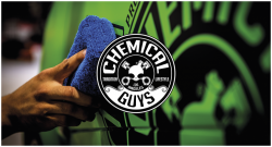 Chemical Guys Banner 150x80cm