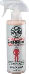 Chemical Guys Moto Line - Leather Cleaner and Protectant 473
