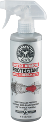 Chemical Guys Moto Line - Armor Vinyl. Rubber and Plastic Pr