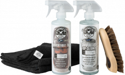 Chemical Guys Ultimate Convertible Top Care Kit