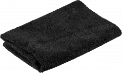 Scandic Shine Premium Edgeless Microfiber Black