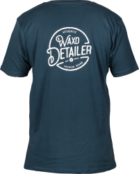 WAXD T-Shirt Detailer Logo
