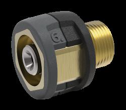 Kärcher Adapter 6 Professional Easy!Lock - M22 x 1,5