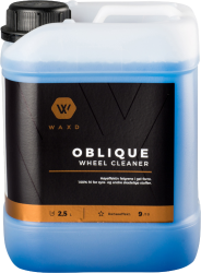 WAXD Obilque Wheel Cleaner 2.5L