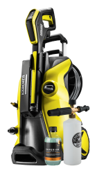 Kärcher K5 Premium Full Control Plus Flex m/skumkanon og såpe