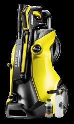 Kärcher K7 Premium Full Control Plus Flex m/skumkanon og såpe