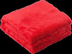Chemical Guys Happy Ending Red Edgeless Microfiber Towel 3-p