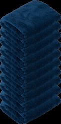 SALG - 10 stk WAXD Edgeless Buffing Towel 40x40cm (Spar 32%)