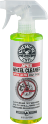 Chemical Guys Moto Line - Apex Wheel Cleaner Spray On, Wipe Off Wheel and Tire Cleaner 473ml