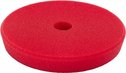 Polytop Cutting Pad Red Excenter 140x25mm (2-pack)