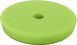Polytop Finish Pad Green Excenter 140x25mm (2-pack)