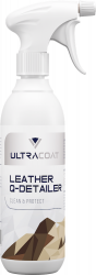 Ultracoat Leather Q-Detailer 500ml