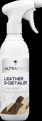 Ultracoat Leather Q-Detailer 500ml