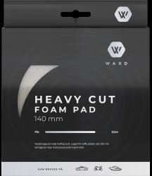 WAXD Heavy Cutting Foam Pad 140/20mm