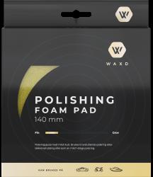 WAXD Polishing Foam Pad 140/20mm