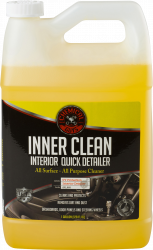 Chemical Guys InnerClean Interior Quick Detailer & Protectant 3.7L