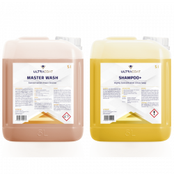 Ultracoat Master Wash 5L + Shampoo+ 5L