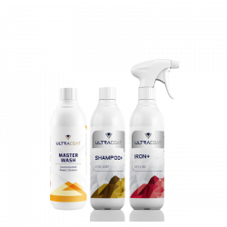 Ultracoat Exterior Wash Kit 500ml