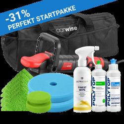 CarWise 1-stegs startpakke med 6 måneder beskyttelse