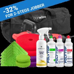 CarWise 2-stegs startpakke med 6 måneder beskyttelse